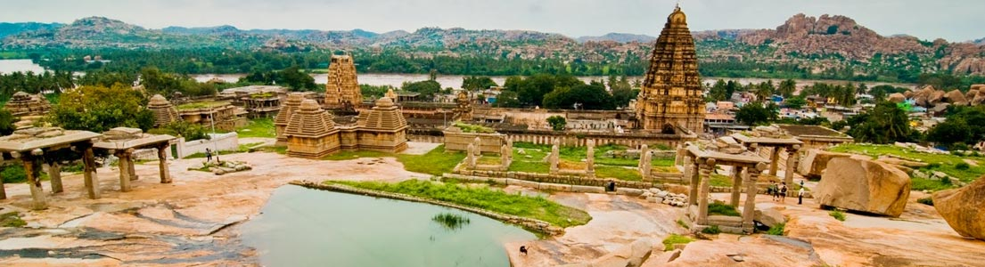 karnataka destination Hampi
