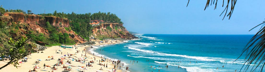 kerala destination varkala