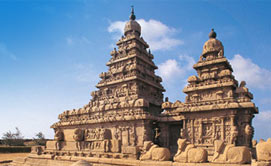 Popular tourist places in Tamilnad- south chalo