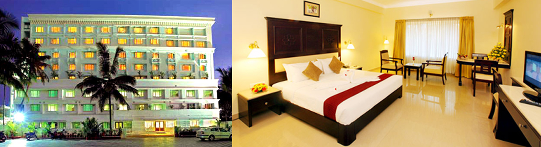 Hotel Airlink Castle, Cochin