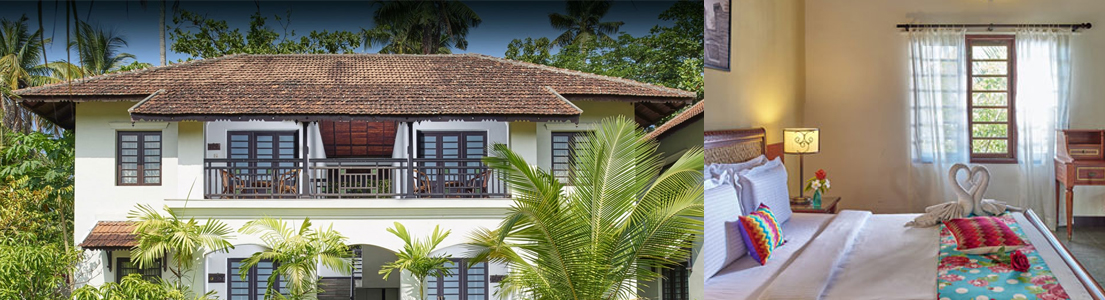 Club Mahindra Cherai Beach Resort, Cochin