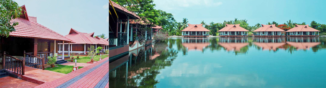 Lake Palace Resort, Alleppey