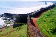 Kozhikode Bekal Fort And Beach
