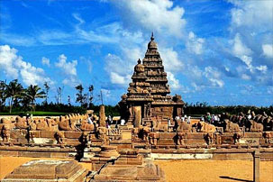 famous tourist places in Tamilnadu - south chalo